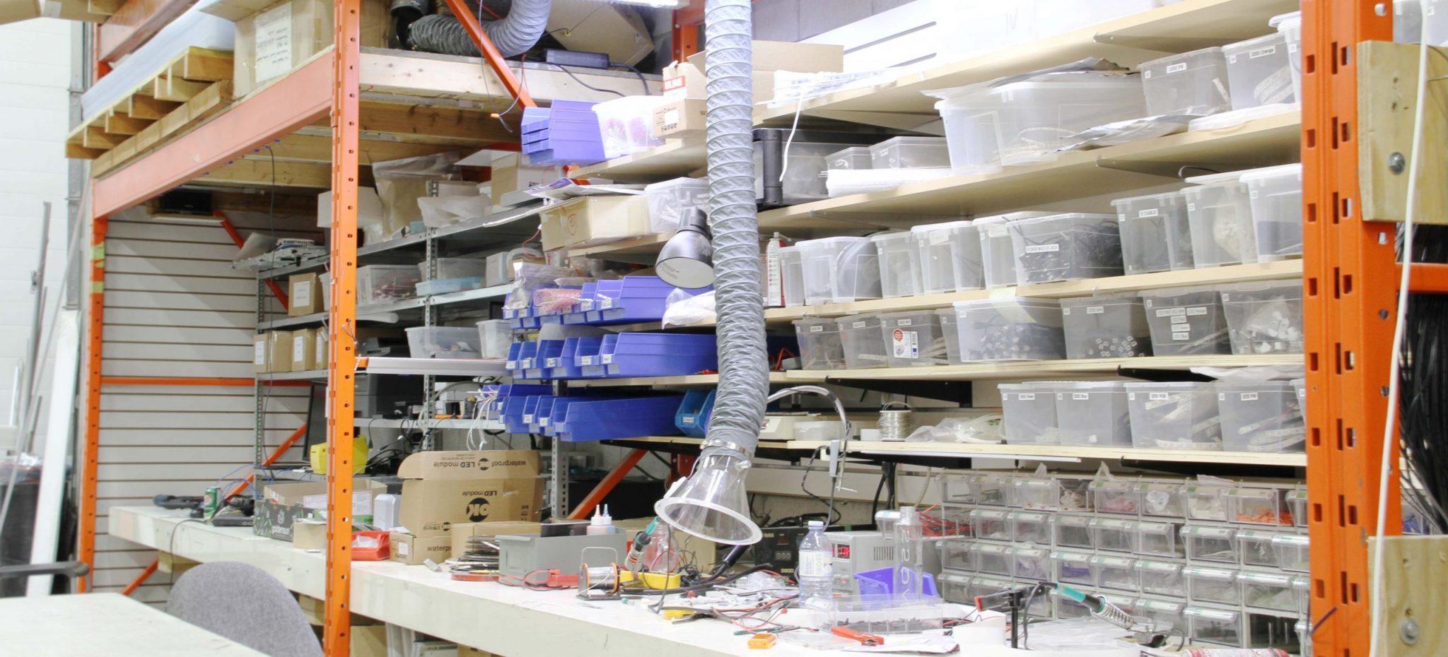 Bandis Vision Warehouse
