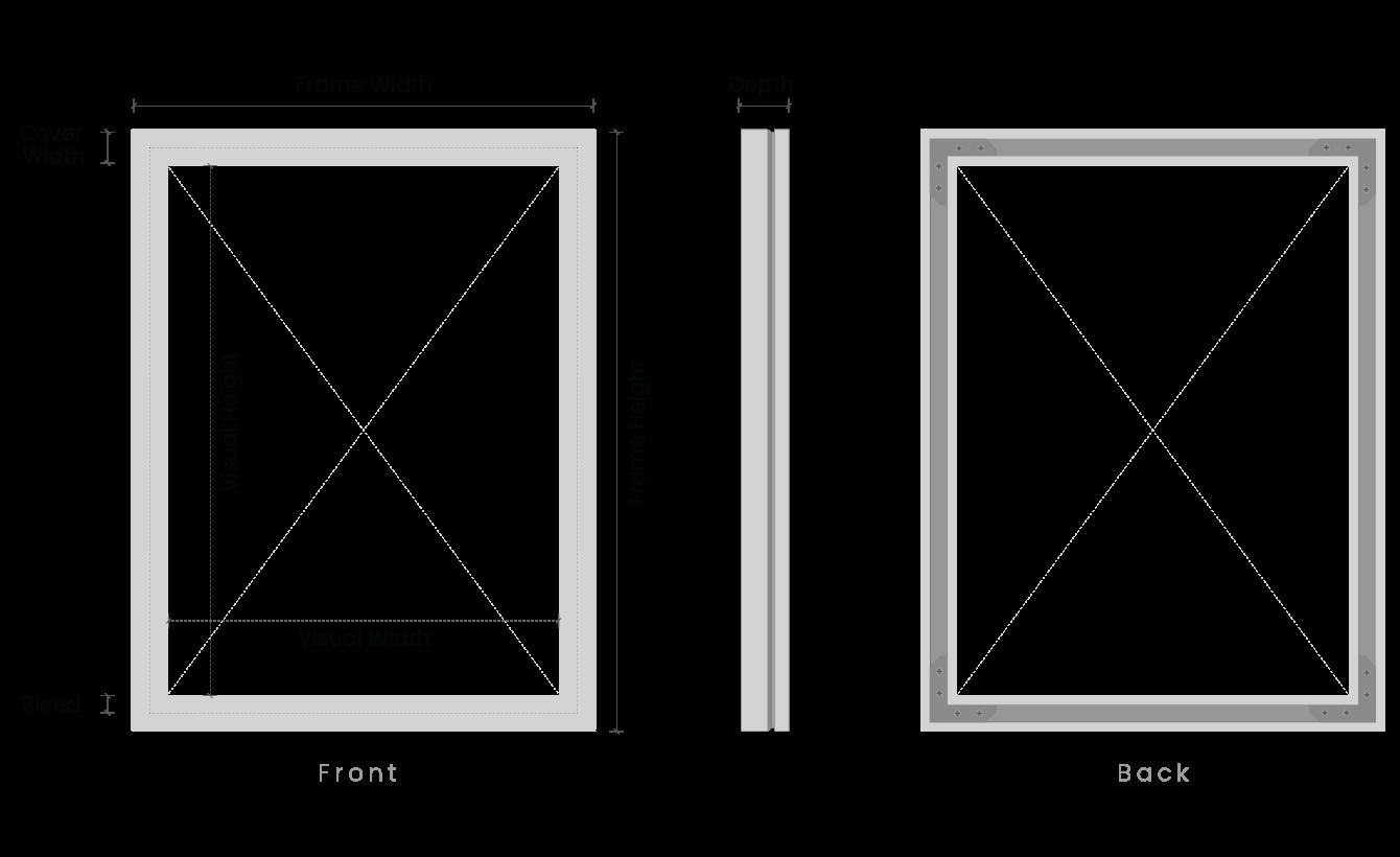 ES - Frame options